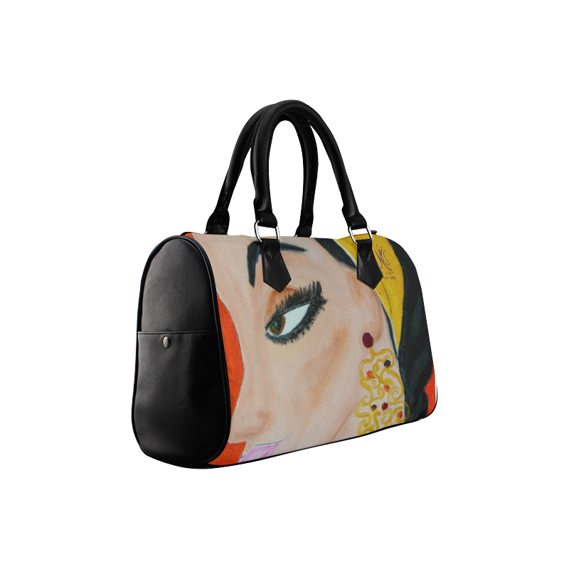 LeFemme Cruisin Boston Handbag (Model 1621)