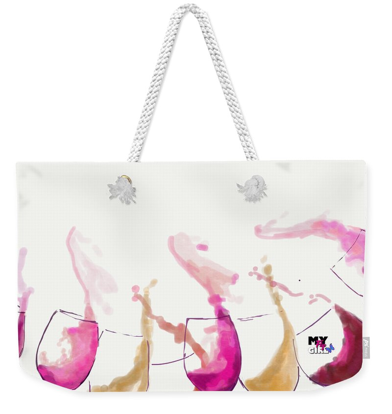 Lets Dance - Weekender Tote Bag - MyFlyGirl