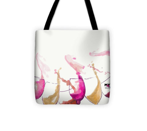 Lets Dance - Tote Bag - MyFlyGirl