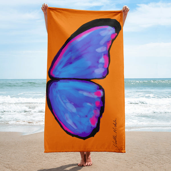 Right Wing MyFLYGirl Towel