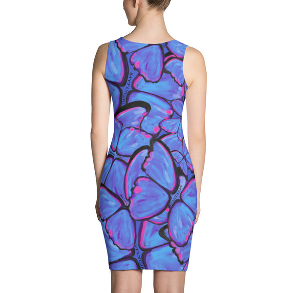 MFGBlue Signature BodyCon Dress