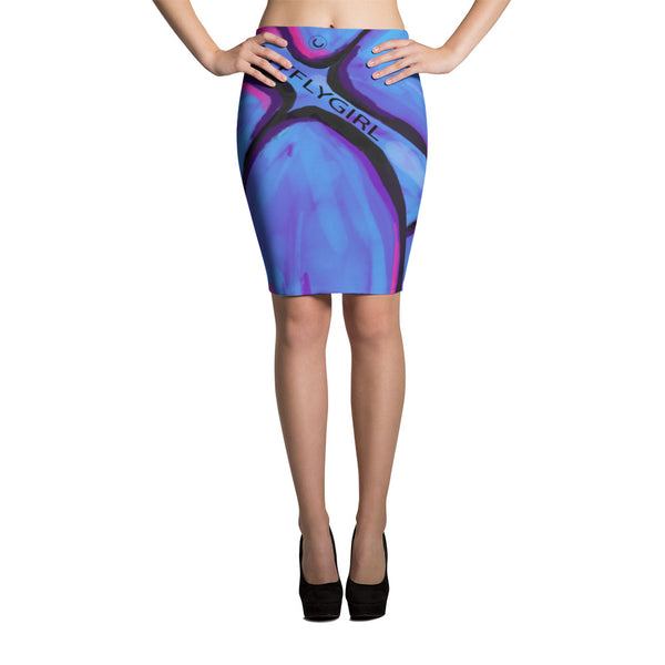 MyFLYGirl Signature Pencil Butterfly Skirt - MyFlyGirl