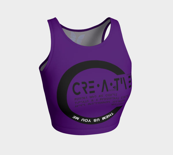 Creatives - Inspired Crop Grape