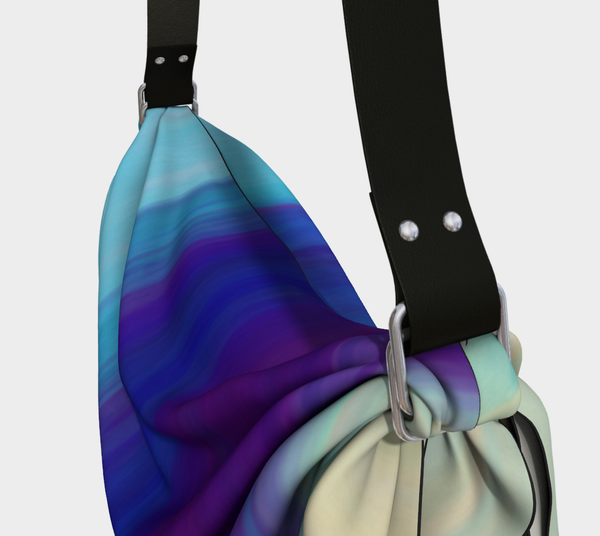 Sand and Sea Origami Tote Bag - MyFlyGirl