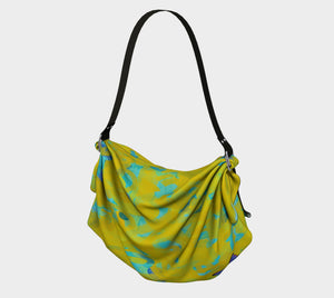 Sunny Days Origami Tote Bag - MyFlyGirl