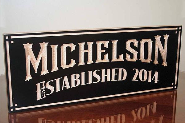 Personalized Gifts, personalized signs, personalized wood signs, personalized family name signs, wood signs, wooden signs, custom wooden signs, custom wood signs