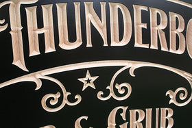 Personalized Pub Sign