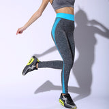 Women's High Waist Sports Running Tights