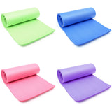 15mm Thick NBR Foam Yoga Mat