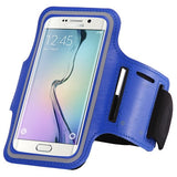 Waterproof Running  Arm Band  (Leather)  For Samsung S7 S6 S5 S4 S3 A5 -  iPhone 6 For LG G1 - HTC M7 M8
