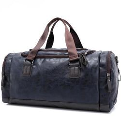 High Quality Men's leather Sports  bag