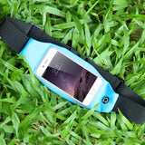 4.7 inch Waterproof Sports Waist Belt For iPhone 7 4S 5S SE 6 6S & Samsung A3 2016 J1