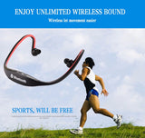 S9 Sport Bluetooth 3.0 Headphones with microphone