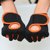 Neoprene Body Building Fitness Gloves