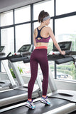 High Waist Female Spandex Running Tights
