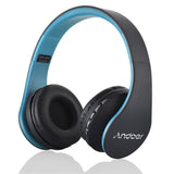 Digital 4 in 1 Wireless Stereo Bluetooth Headphones Headset
