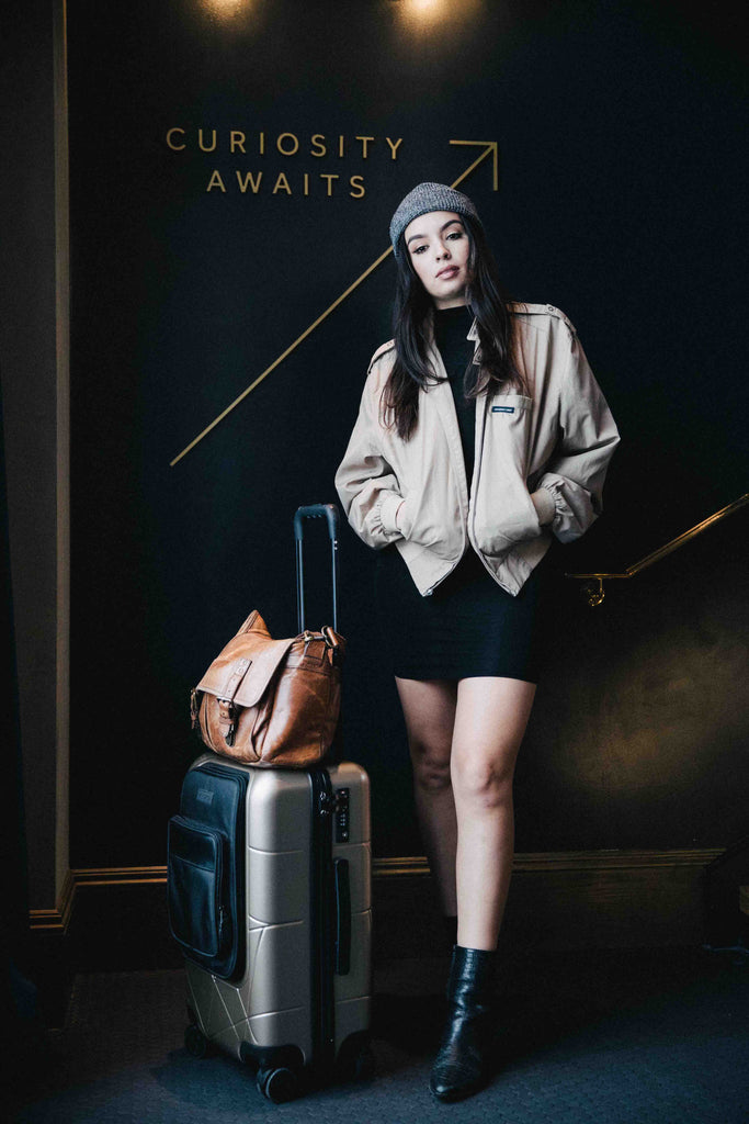 Vesica Smart Luggage