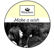WaxBox wax melt - Make a wish