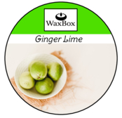 WaxBox wax melt - Ginger Lime