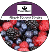 WaxBox Wax melt - Black Forest Fruits