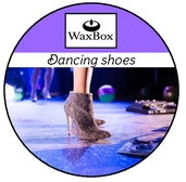 WaxBox wax melt - Dancing shoes