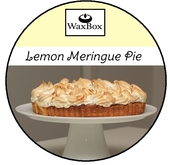 WaxBox Wax Melt - Lemon Meringue Pie