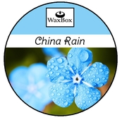 WaxBox Wax Melt - China Rain