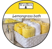 WaxBox wax melt - Lemongrass bath