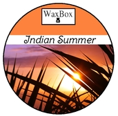 WaxBox wax melt - Indian summer