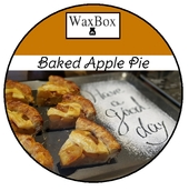 WaxBox wax melt - Baked Apple Pie