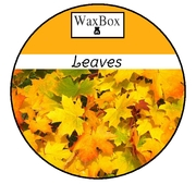 WaxBox wax melt - Leaves