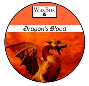 WaxBox wax melt - Dragon's blood