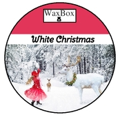 WaxBox wax melt - White Christmas