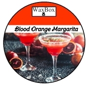 WaxBox wax melt - Bloody orange margarita