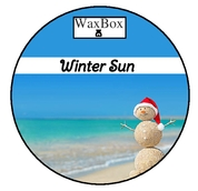 WaxBox wax melt - Winter Sun