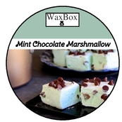 WaxBox Wax Melt - Mint Chocolate Marshmallow