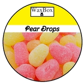 WaxBox wax melt - Pear Drops