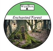 WaxBox wax melt - Enchanted Forest