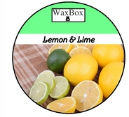 WaxBox wax melt - Lemon & Lime
