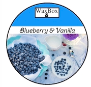 WaxBox wax melt - Blueberry & Vanilla