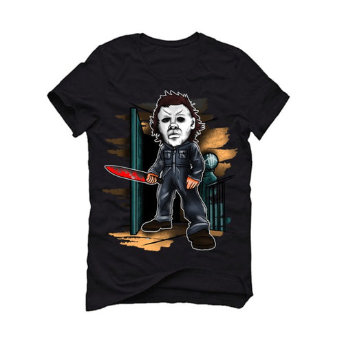 Halloween 2018 Collection Black T (MYERS)