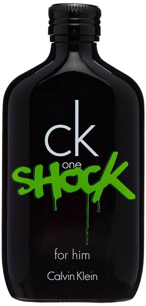 Ck One Shock Cologne - LIMITLESSXL