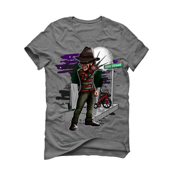 Halloween 2018 Collection Grey T (FREDDY
