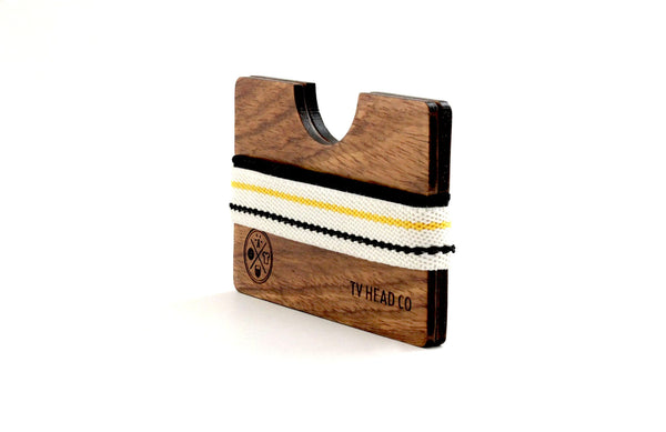 Wooden Wallet  Kosso
