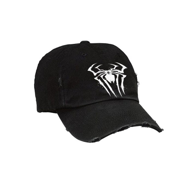 Official IllCurrency Hat Collection Black Hat (SPIDER HAT)
