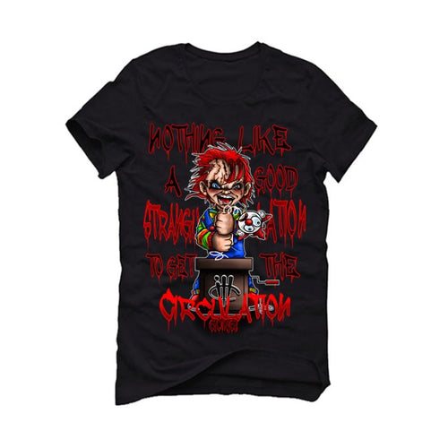 Halloween 2018 Collection Black T (CHUCKY)