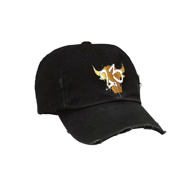 Official IllCurrency Hat Collection Black Hat (SHADOW 23)