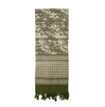 Camo Shemagh Tactical Desert Scarf - LIMITLESSXL