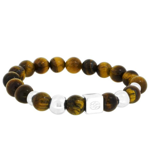 BUDONI 10 MM TIGER EYE - LIMITLESSXL