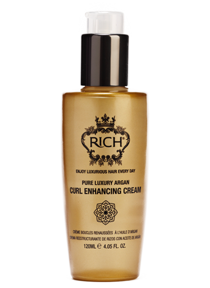 RICH ARGAN CURL ENHANCING CREAM 4.05 fl oz